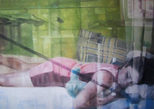 Pastel sec, 60*80 cm, 2011.