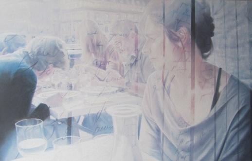 Pastel sec, 60*80 cm, 2012.
