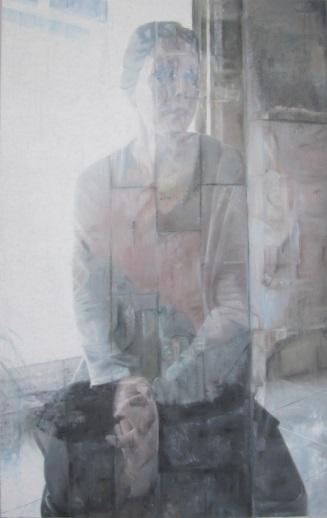 Sans titre, pastel sec, 80*120 cm, 2013, Clara Cavignaux.